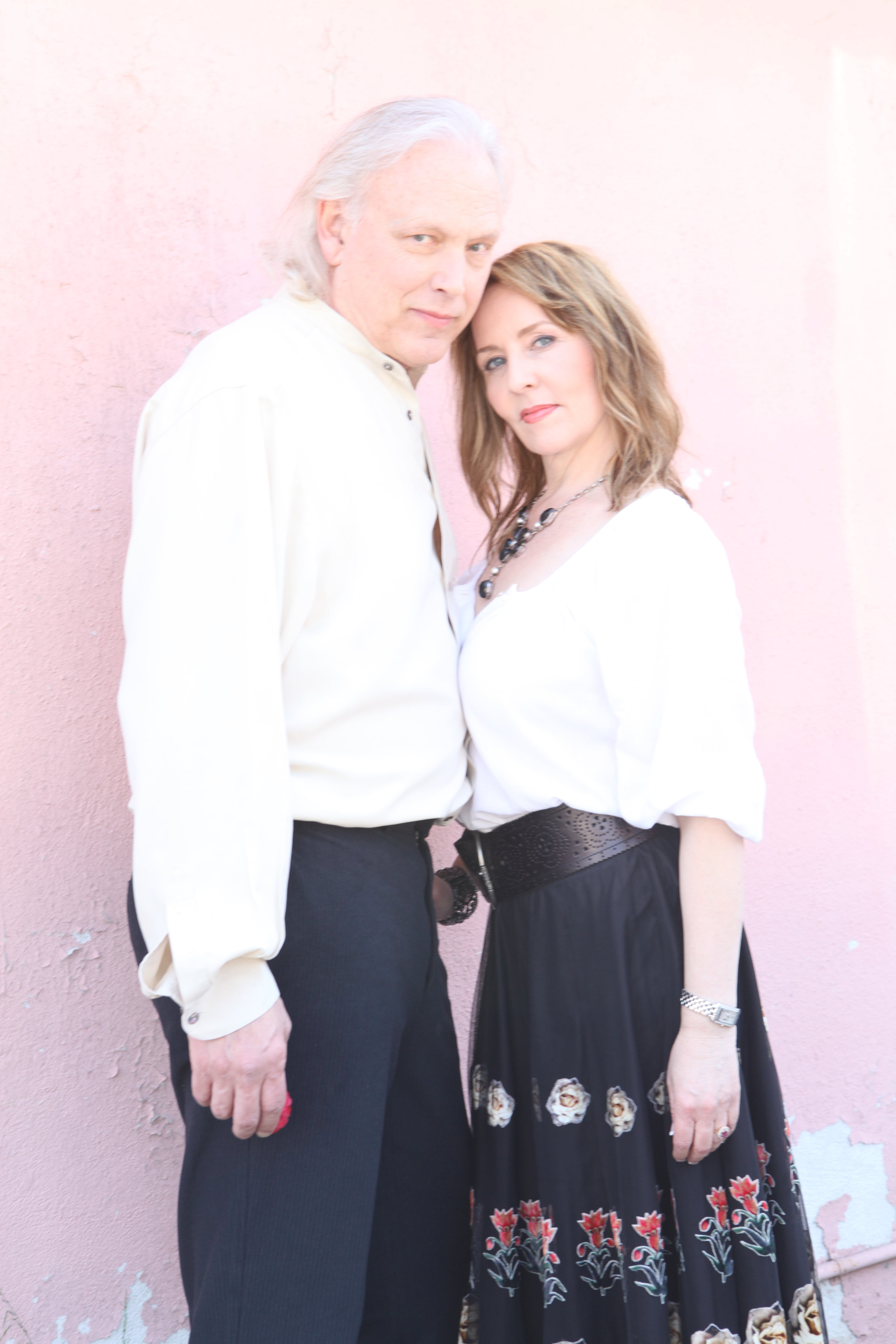 David and Kristin Lanz portrait