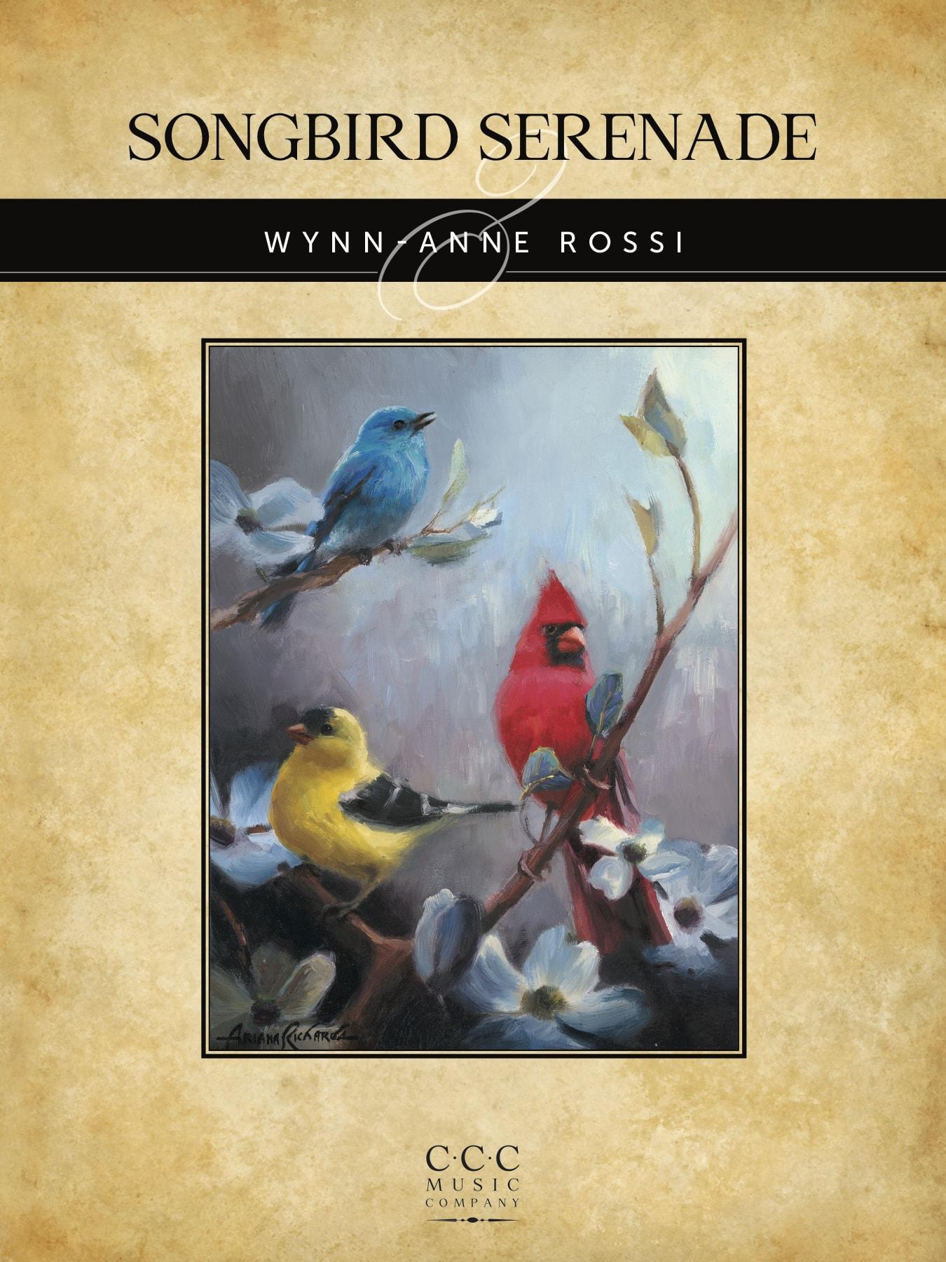 Songbird Serenade cover